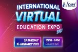 "ICAN Education Kembali Mengadakan Pameran Pendidikan ""International Virtual Education Expo 2021"""