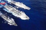 Armada China seberangi khatulistiwa, pesawat pengebom berlatih di Laut China Selatan