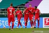 Leipzig menggebuk Werder Bremen 4-1