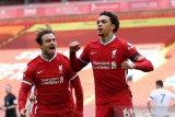 Liverpool menundukkan Aston Villa 2-1
