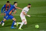 Real Madrid menangi El Clasico untuk rebut puncak klasemen