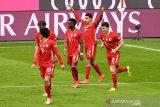 Liga Jerman - Hansi Flick puji kontribusi pemain muda walau Bayern diimbangi tamunya Union