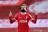Liga Inggris - Salah bersumpah Liverpool berjuang keras agar finis di empat besar klasemen