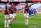Liga Inggris - Lingard semakin cemerlang saat bantu West Ham taklukkan Leicester