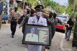Pomanto lepas jenazah mantan Wali Kota Makassar Malik B Masri