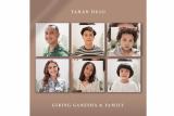 Giring Ganesha dan keluarga hadirkan lagu Ramadhan 'Tahan Dulu'