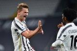 Juventus petik kemenangan pertama