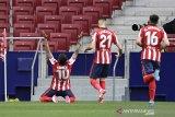 Liga Spanyol - Atletico kembali geser Real Madrid usai tekuk Huesca 2-0