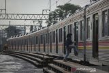 BPTJ sediakan angkutan bus alternatif dukung KRL Jabodetabek