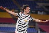 Cavani perpanjang kontrak dengan MU hingga 2022