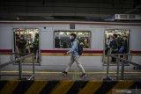 KAI Commuter tambah 14 jadwal perjalanan KRL
