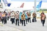Mendagri dan Gubernur Kepri tinjau proses pemulangan PMI di Batam
