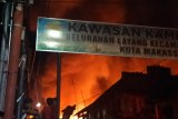 Kapolsek Bontoala sebut kebakaran di jalan Tinumbu karena arus pendek