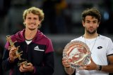 Zverev juarai Madrid Open 2021