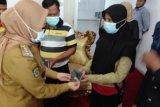 Pemkab Mamuju mulai salurkan DTH untuk korban gempa