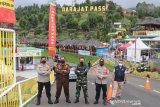 Objek wisata di Garut ramai pengunjung saat libur Lebaran