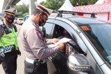 Jasa Marga dukung penyekatan arus balik ke Jabotabek di ruas tol