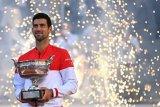 Tundukkan Tsitsipas, Novac Djokovic sabet gelar French Open keduanya