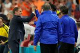 Kunci kemenangan Belanda atas Ukraina menurut  Frank de Boer