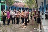 Gedung sekolah dimanfaatkan sebagai tempat isolasi warga Kudus