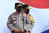 Kapolri Instruksikan Polda Se-Indonesia Gelar Patroli Skala Besar Pembagian Bansos Malam Ini