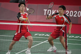 Olimpiade Tokyo: Kevin/Marcus sukses atasi tekanan Ben/Sean di laga perdana