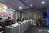 Kota Palu-Morowali Utara masuk level IV PPKM di Sulteng