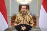 Presiden Jokowi mengakui kemunculan corona varian delta tidak terprediksi