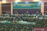 Panglima Kodam XVII: Rapat evaluasi menilai capaian kinerja program