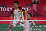 Hendra/Ahsan depak wakil  Jepang di perempat final Tokyo 2020