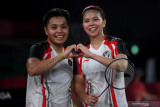 Greysia Polii: seperti 'suami-istri' kunci kekuatan ganda badminton Olimpiade