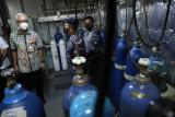Jateng dapat bantuan oksigen dari KRI dr  Soeharso