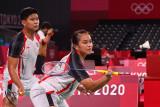 Ganda Indonesia Praveen/Melati terhenti di perempat final Tokyo 2020
