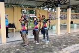 Atlet panahan Lampung terus berlatih hadapi PON XX Papua