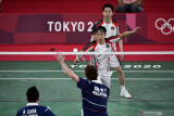 Kevin/Marcus kandas dari ganda Malaysia di perempat final Olimpiade Tokyo