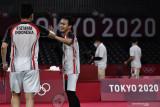 Olimpiade Tokyo - Hendra/Ahsan ditundukkan Aaron/Soh dalam perebutan medali perunggu