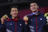 Olimpiade Tokyo - Lee/Wang sabet medali emas pertama bulu tangkis bagi Taiwan