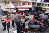 273 orang pelanggar prokes diberikan sanksi, pada operasi yustisi Polres Padang Panjang