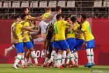 Olimpiade Tokyo - Brazil melaju ke final usai menang atas Meksiko