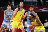 Olimpiade Tokyo - Australia tantang AS pada semifinal basket putra