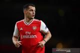 Arteta pastikan Granit Xhaka bertahan di Arsenal