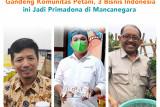Tiga pebisnis Indonesia ini jadi primadona karena olah hasil pertanian dan berbisnis di kancah global