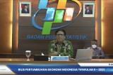 Kepala BPS: Indonesia sudah keluar dari resesi ekonomi