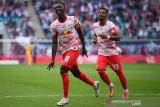 Leipzig kembali menang, Wolfsburg kalah perdana
