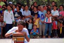 Tebas Kuala, Kabupaten Sambas-Kalbar berhasil masuk nominasi desa pangan nasional