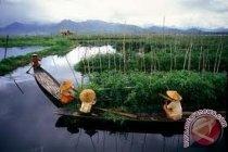Pertanian lahan rawa di Jejangkit  dikawal tiga tahun