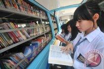 461 taman baca masyarakat Surabaya terintegrasi digital