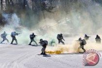 Korsel, AS perkecil  latihan militer saat pandemi
