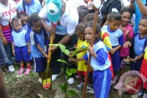 Bantuan alat peraga PAUD disalurkan Pemkab Biak-Papua