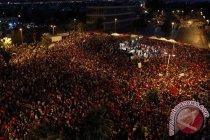 Polisi Tunisia putuskan siaran televisi swasta